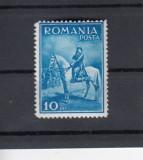 ROMANIA 1932  LP 97  CAROL II CALARE  MNH, Nestampilat