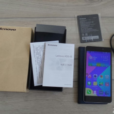 Lenovo K3 note - Telefon mobil Lenovo, Alb, 16GB, Neblocat, Octa core, 2 GB