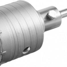 Spiral - Burghiu cu CAROTA VIDIA pentru beton - 65MM