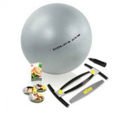 Kit fitness Golds Gym ABS - Aparat multifunctionale fitness