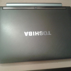 Minilaptop, notebook Toshiba NB200, stare absolut impecabila, nefolosit! - Laptop Toshiba, Intel Atom, Diagonala ecran: 10, 250 GB