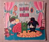 Dabada si Nubanu, Gica Iutes, Ilustratii Stela Cretu, Ed I Creanga, 1978; 77 p