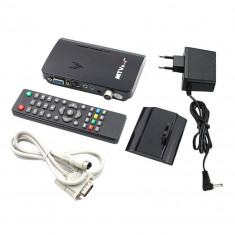 TV tuner extern analogic - functioneaza fara pc, VGA, Extern (nu necesita PC)