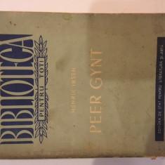 Henrik Ibsen, Peer Gynt - Carte Teatru