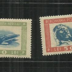 ROMANIA 1946 LP. 198, Nestampilat
