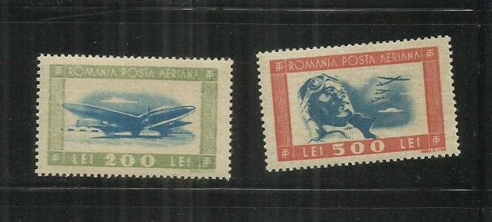 ROMANIA 1946 - TINERETUL PROGRESIST, MNH - LP. 198
