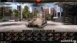 Cont world of tanks wot eu unicum ,3200 wn8,9 tancuri tier 10 (obj 907, obj260)