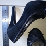 pantofi cu toc elegant Solo Donna 35