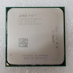 Procesor AMD Vishera, FX-8350 4.0GHz AM3 + - poze reale - Procesor PC AMD, AMD A8, Numar nuclee: 8, Peste 3.0 GHz