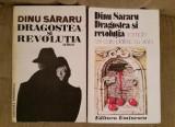 DRAGOSTEA SI REVOLUTIA-DINU SARARU (2 VOL)