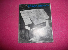 Poiana Sibiului * Complex De Arhitectura Populara - M. Possa, P. Mihalik - 1966 foto