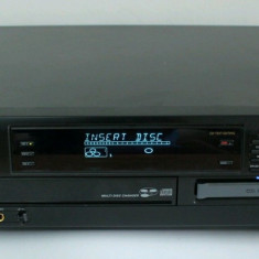 CD-Changer triplu cu CD-Recorder Philips CDR-785 - CD player