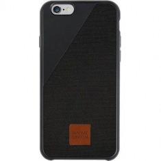 Husa Protectie Spate Native Union Clic 360 neagra pentru Apple iPhone 6 Plus / 6S Plus - Husa Telefon Native Union, Plastic, Carcasa