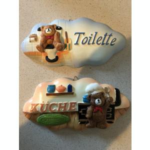 Placute decorative,ceramice,germane,pentru bucatarie si baie