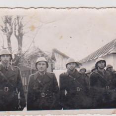 FOTOGRAFIE SOLDATI 1944 - Carte Postala Moldova dupa 1918, Necirculata