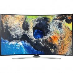 Televizor Samsung LED Smart TV Curbat UE55 MU6272 139cm Ultra HD 4K Black - Televizor LED