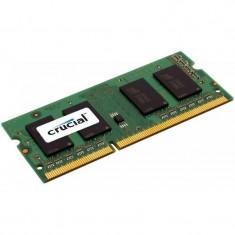Memorie laptop Crucial 4GB DDR3 1866 MHz CL13 1.35V