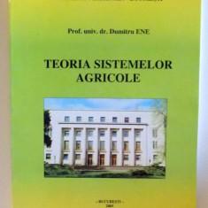 TEORIA SISTEMELOR AGRICOLE de DUMITRU ENE, 2005 - Carte Biologie