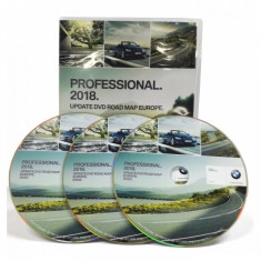 BMW CD DVD NAVIGATIE BMW HARTI 2018 BMW SERIA 1, 3, 5, 6, X5, X6 ROMANIA 2018 - Software GPS