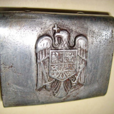 Pafta militara Romania moderna 6/5 cm.