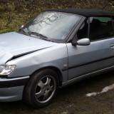 Aototurism Peugeot 306 Cabriolet, An Fabricatie: 2001, Benzina, 1587 cmc, 110000 km