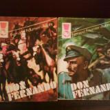 Fernand Fournier-Aubry Don Fernando vol. 1-2 - Carte de aventura