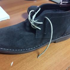 Pantofi kenneth cole reaction desert wind - Pantofi barbat Kenneth Cole, Marime: 46, Culoare: Gri