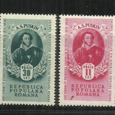 ROMANIA 1949  LP. 254, Nestampilat