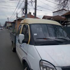 Autoutilitara GAZ Gazelle - Utilitare auto PilotOn