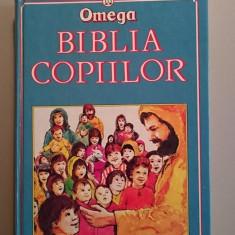 Biblia Copiilor - Vechiul si Noul Testament - Pat Alexander - Biblia pentru copii