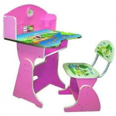 Birou Educativ pentru copii KT0042 - Masuta/scaun copii