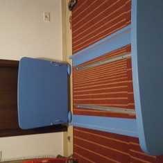 Vand pat copii (Ikea, albastru)
