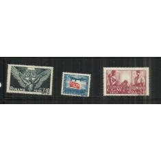 ROMANIA 1947 - AL II-LEA CONGRES C.G.M., MNH - LP. 225