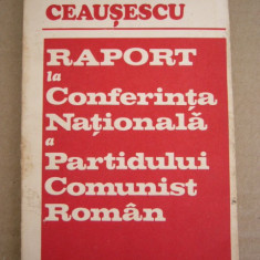 RWX 20 - DOCUMENTE ALE PARTIDULUI COMUNIST ROMAN - 1977 - PIESA DE COLECTIE! - Carte Epoca de aur