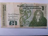 Irlanda 1 pouns 1977-1989