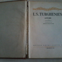 I.S. Turgheniev - OPERE (vol 1 Povestirile unui vanator)