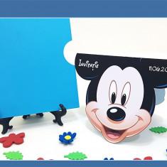 Invitatii Botez - Mickey Mouse 2
