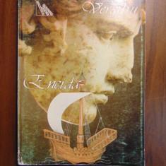 Eneida - Vergiliu - Carte mitologie