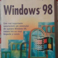 Windows 98-Sharon Crawford,Neil J.Salkind