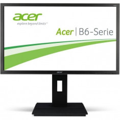 Monitor Acer UM.QB6EE.A09 24 inch 6ms Gri - Monitor LED Acer, 1920 x 1080
