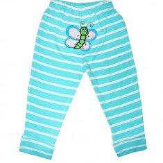 Pantaloni Carters din bumbac model fluturas, Marime: 12-18 luni