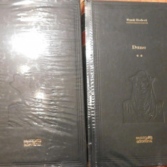 Dune de Frank Herbert (2 vol) Colectia Adevarul. Carti noi - Carte SF