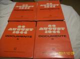 23 august- 1944- documente 4 volume -1984-1985