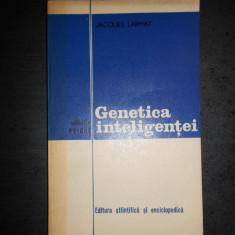 JACQUES LARMAT - GENETICA INTELIGENTEI