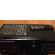 Amplificator Stereo KENWOOD KA 2060R (130 Watt) cu Telecomanda - Impecabil/Japan - Amplificator audio Kenwood, 121-160W