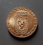 Medalie Uniunea sportiva a politiilor din Balcani