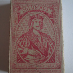 Pachet gol(fara sertar) colectie  tigari 10 Egiptene Columbus din anii 30