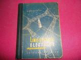 Linii si statii electrice N. Radulescu / indreptar