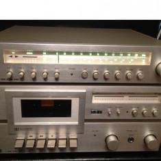Linie RARA : Deck +Tuner - Stereo - DUAL C450M+CT 450M- Vintage/Japan/Impecabil - Microsistem audio