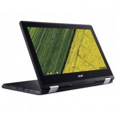 Laptop Acer Chromebook Spin 11 R751TN 11.6 inch HD Touch Intel Celeron N3350 8GB DDR3 32GB eMMC Chrome OS Black - Laptop Asus